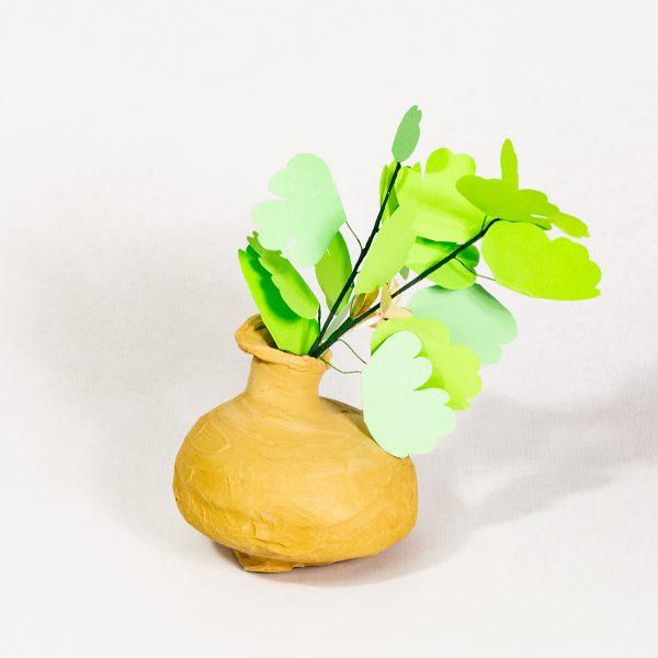 dos ramas del helecho maidenhair fern.1
